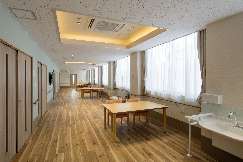 2階 食堂 ディルーム